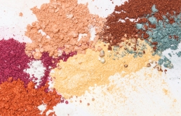 Product Photography - Makeup Colorant Banner