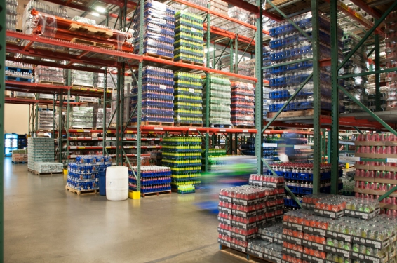 Warehouse - On Site Commercial Location
